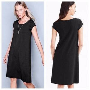 Eileen Fisher T-Shirt Dress Organic Cotton PL